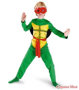 Ищу карнавальные костюмы для мальчика (черепашка нинзя ... - photo#47