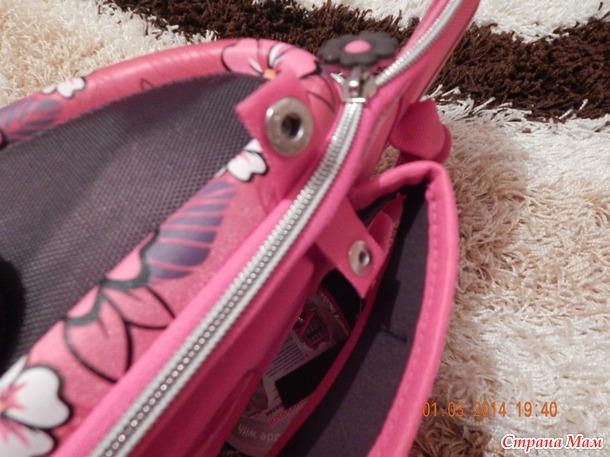 Школьный ранец Hummingbird от Надюши- ingi.