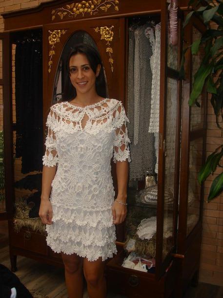 Платья Ванессы Монторо