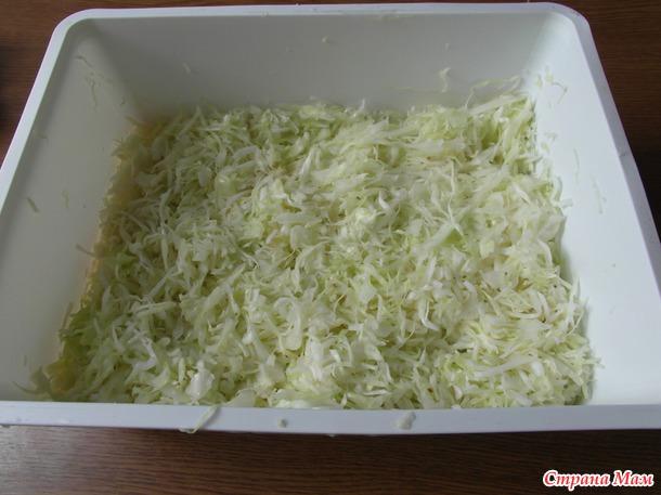 МК: А Вы умеете тушить капусту?