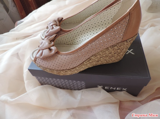 Хваст по закупке обуви из Европы. Большой))