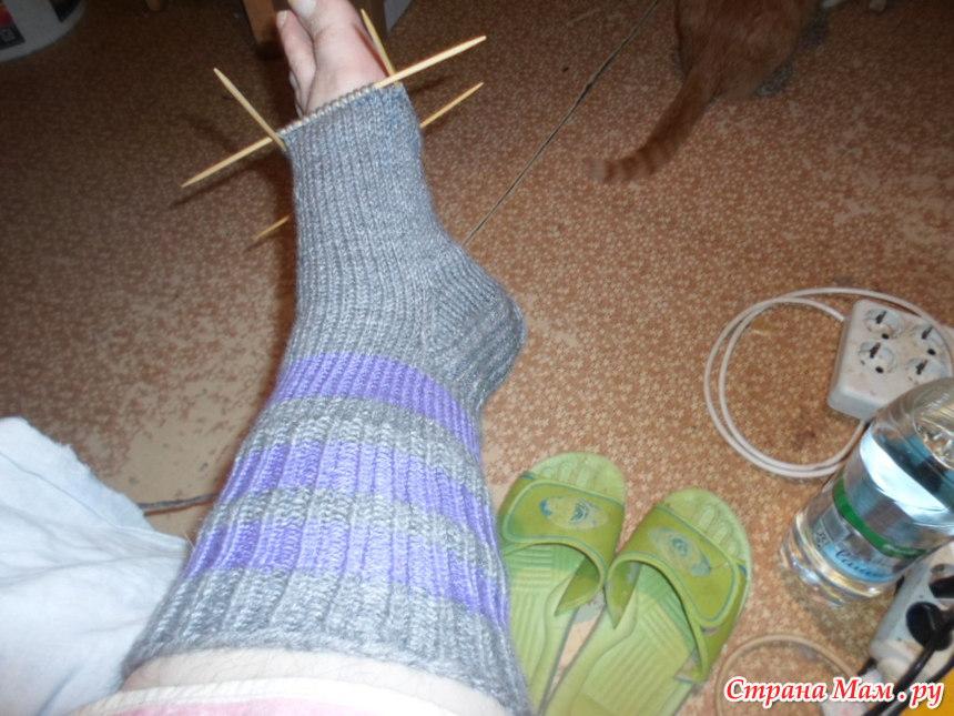 Порно категория вязаные носки
