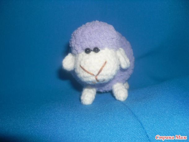 Раз овечка, два овечка,..., сто! Мастер-класс)