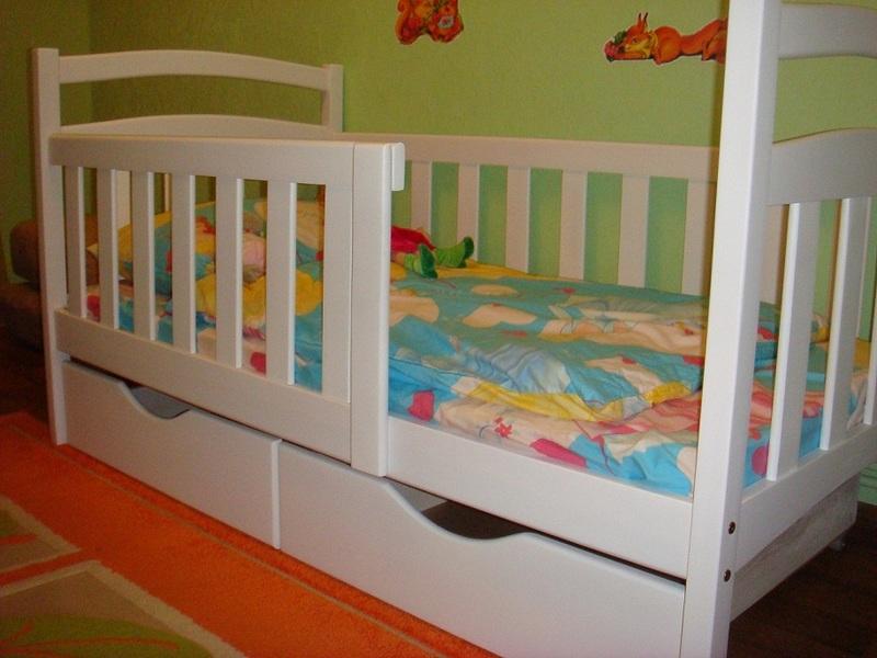 Ограничители для детской кроватки: какой лучше изготовить? 26