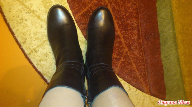 Обувь Марко( Беларусь) Хвастаюсь!