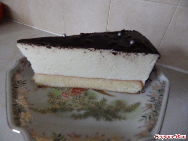 """Д145. Торт""""Птичье молоко"""""""
