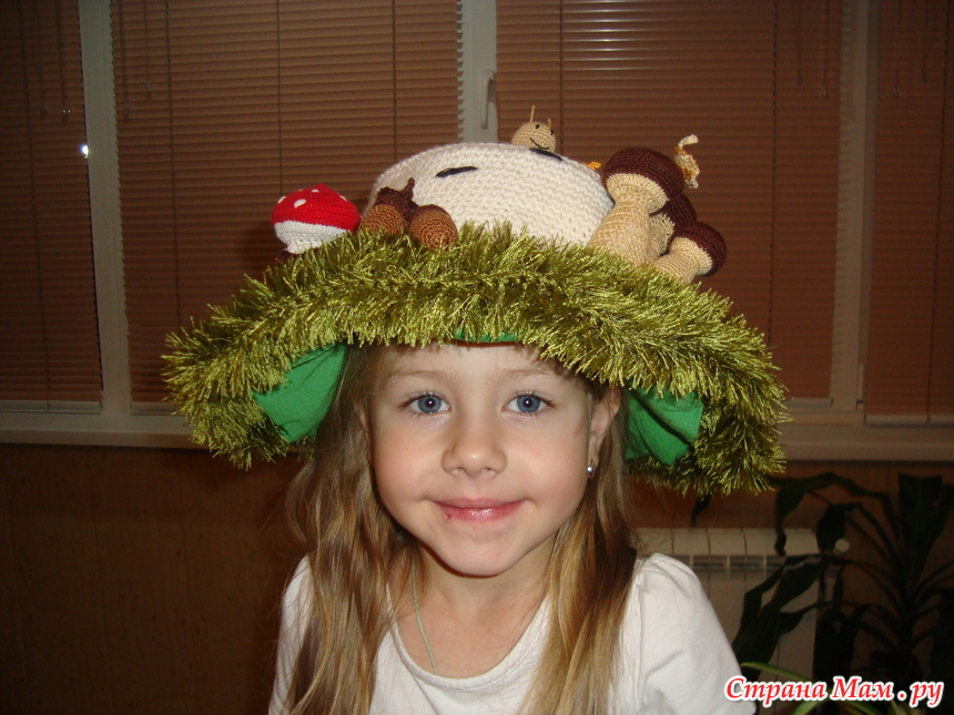 конкурс осенние шляпы фото