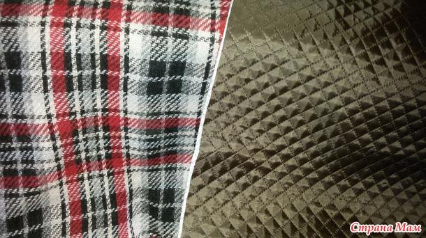 Пальто простецкое без выкройки