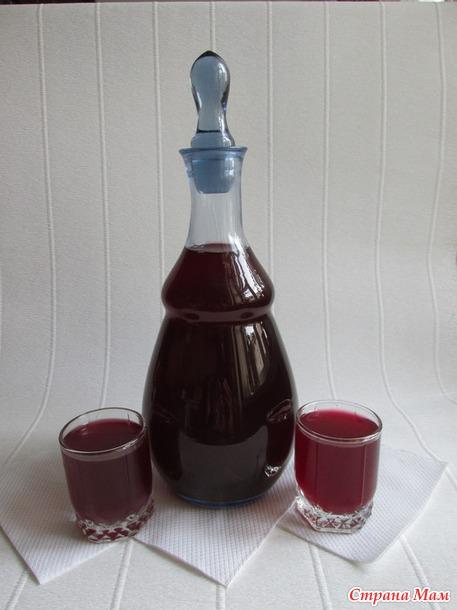 Домашнее вино..