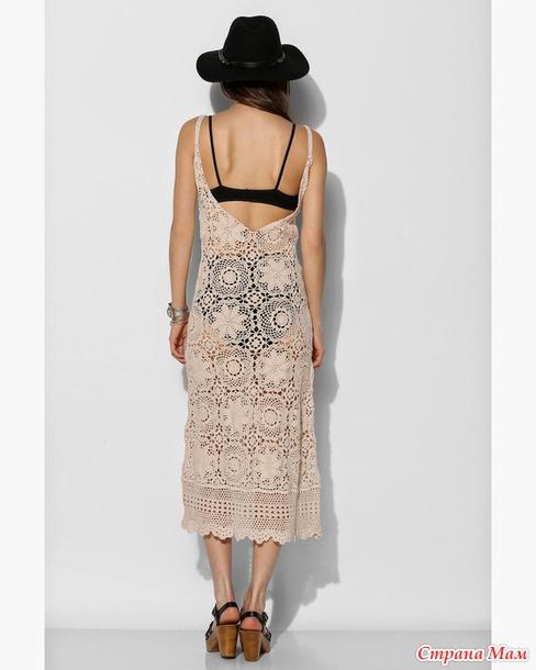 . Пляжный сарафан\халат от бренда Ophelia Moon.