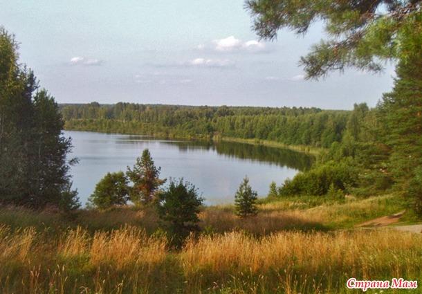 Озеро Светлояр