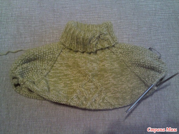 Платье-свитер с Бабочкой и не только