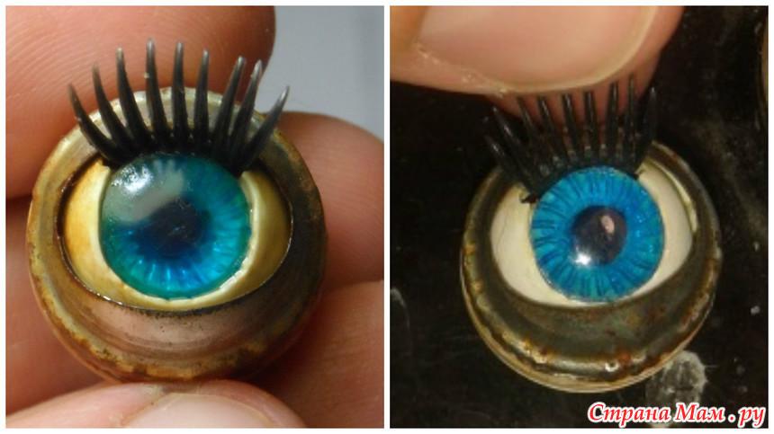 как отбелить белок глаз на фотографии турецким