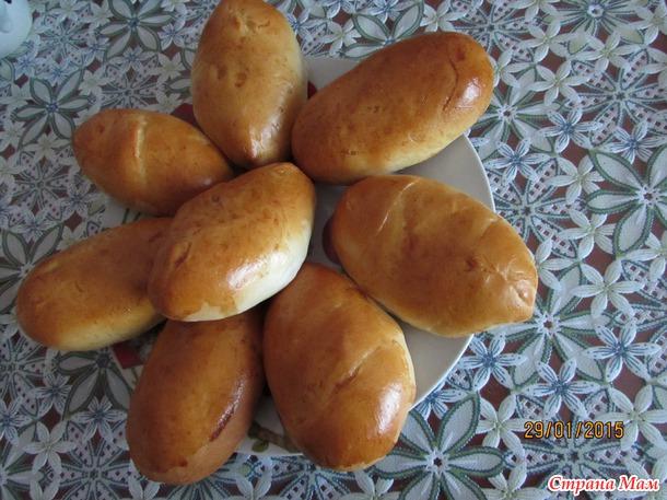 Пирожки из ничего=)