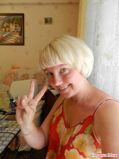 Июль - пора лёгких платьев;) или как я сшила красоту за 150 ре)