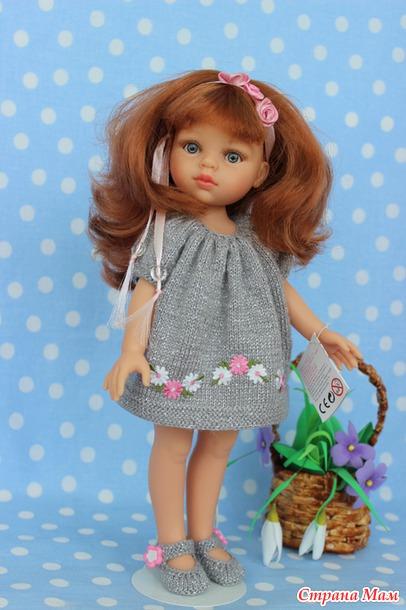 одежда для кукол ручной работы страна мам