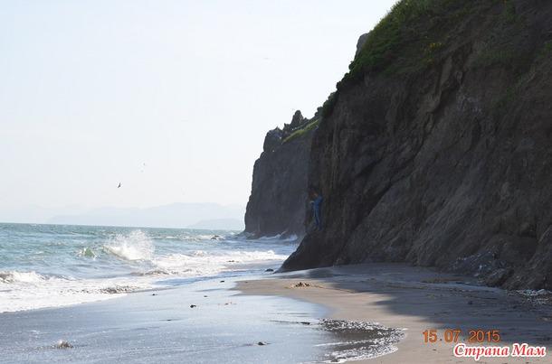 Камчатская природа 2 ))) мыс маячный