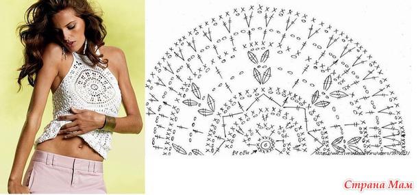 Пляжна туника от дизайнера Lisa Maree