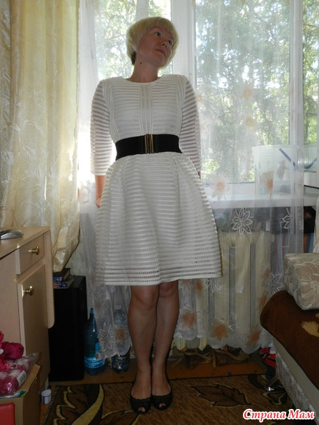 Платье летнее, нарядное +