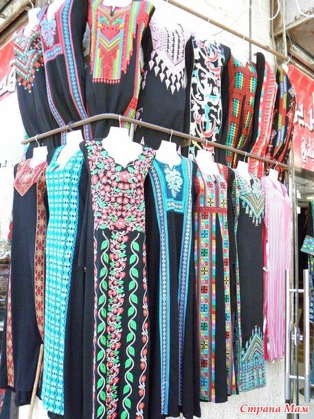 Немного о рукоделии и хобби в Иордании.