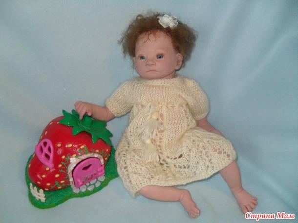 Кукла по имени Кнопочка