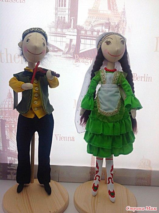 Куклы национальные своими руками фото 836