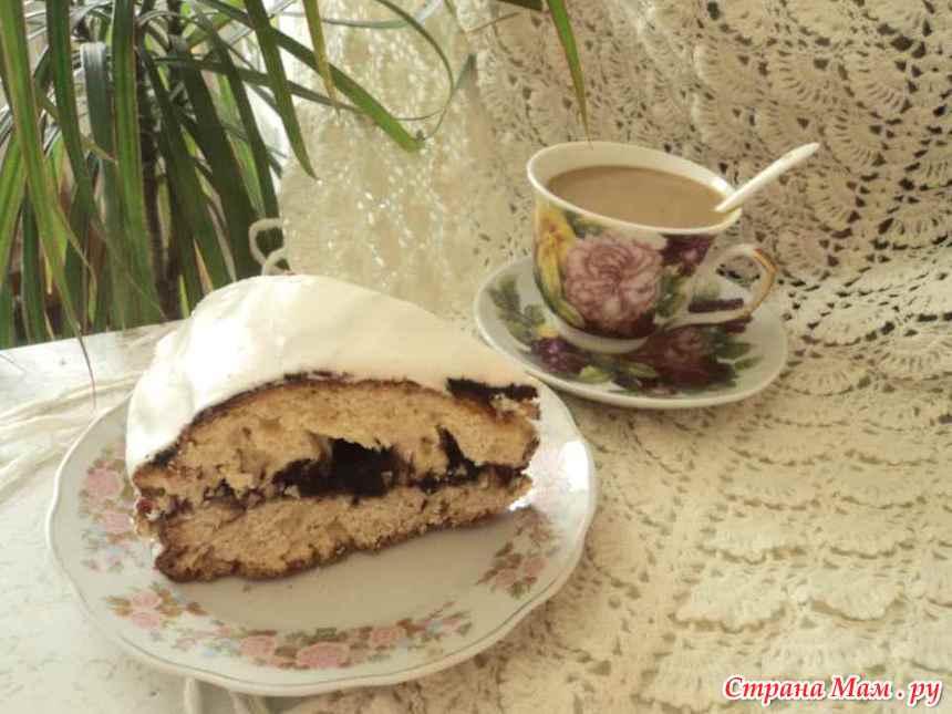 готовом виде черемуховый пирог рецепт с фото тоже