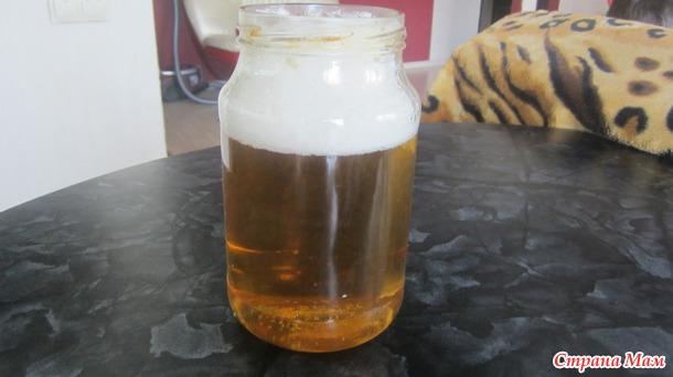 Курочка на пиве