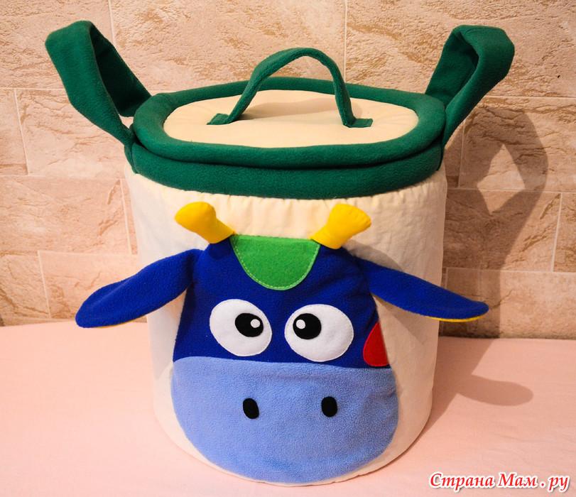 корзина для игрушек своими руками фото каждой группе