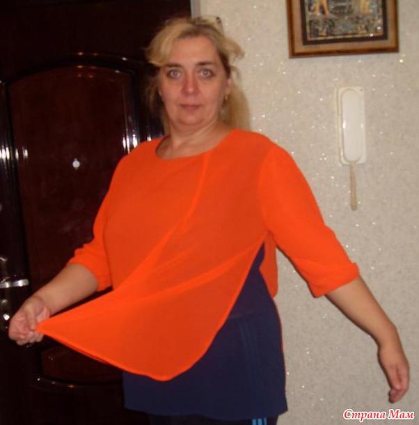 Блузка +