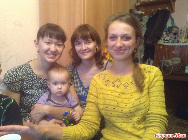Как мы со странамскими мамочками встречались