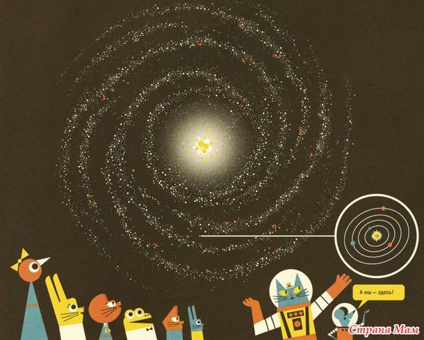 Интересные факты о космосе для детей