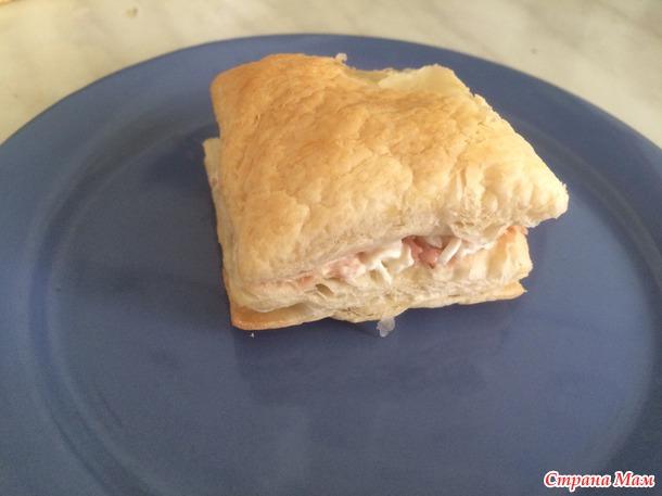 Ленивые бутерброды