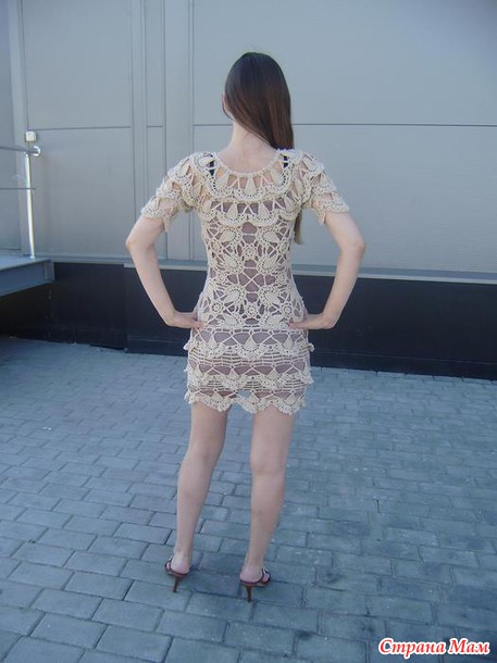 Моё платье по мотивам Ванессы Монторр!!!