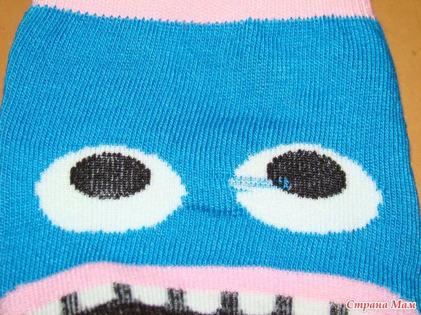 Веселые носочки +