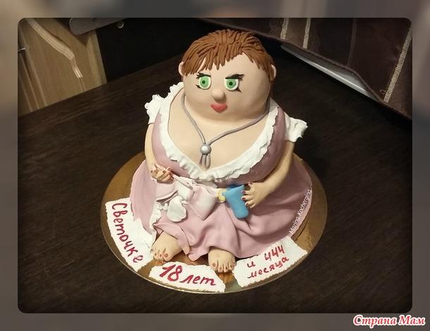 Мартовские тортики (взрослые)