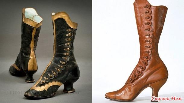 Туфелька для Золушки. История про туфли.