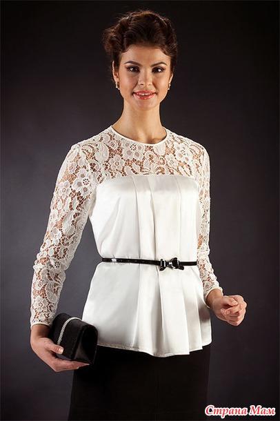 a33ed4ccc95 СП Белая блузка. Белые блузки с 40-62 размер