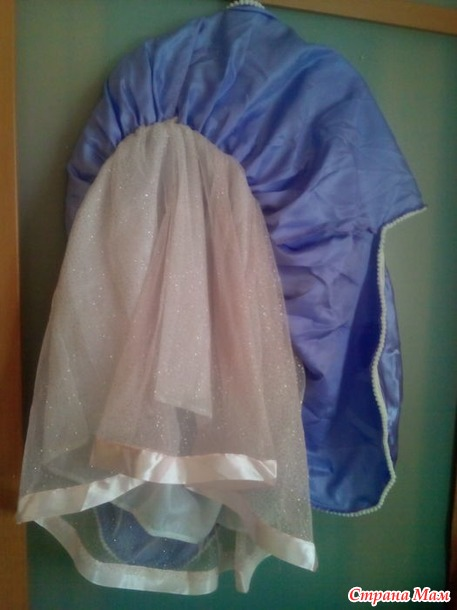 Платье Софии Прекрасной и диадема+