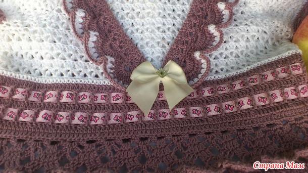 Праздничное платье для Наташи-или веселый день рождения