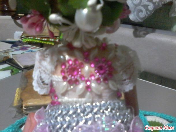 Шкатулка для внучки