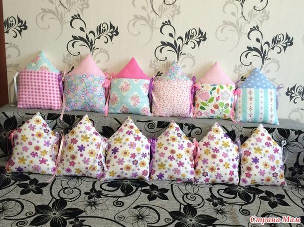 Домики-бортики для дочи!!!