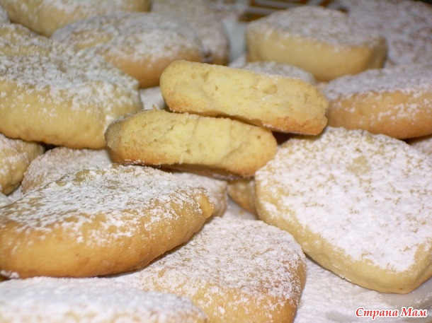 Кайфовое печенье + рецепт )))