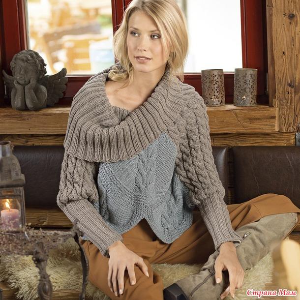 Всяко разно подборка пуловеров 2