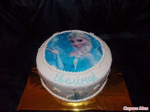 опытных как делать торт с вафельной картинкой котором установлены пакеты