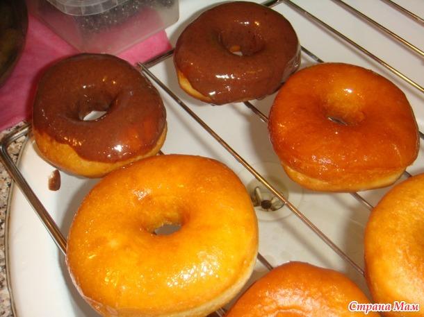 Пончики Донатс