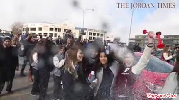 Страсти по ЕГЭ. Иордания.