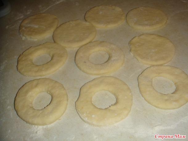 А-ля Венское творожное печенье