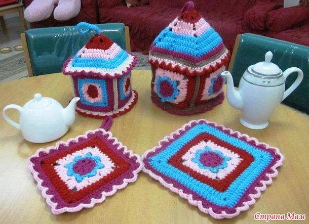 Свитерочек для... чашечки)))