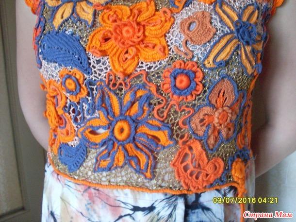 Платье для Маняши+